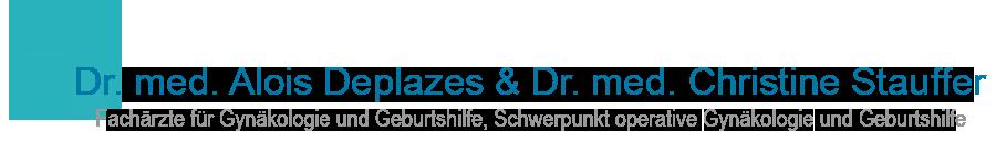 Dr. med. Alois Deplazes & Dr. med. Christine Stauffer